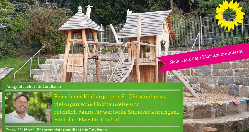 Frank Meidhof Kindergarten St. Christophorus