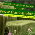 Frank Meidhof Grüne Couch